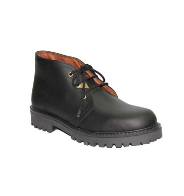Type boot laces Panama Otro in black
