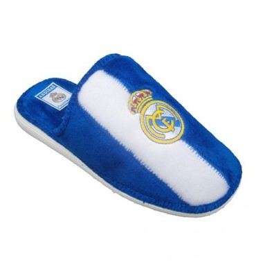 Slipper type shoes of Real Madrid Andinas in white