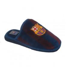 Zapatillas tipo chancla Barcelona Andinas en azul
