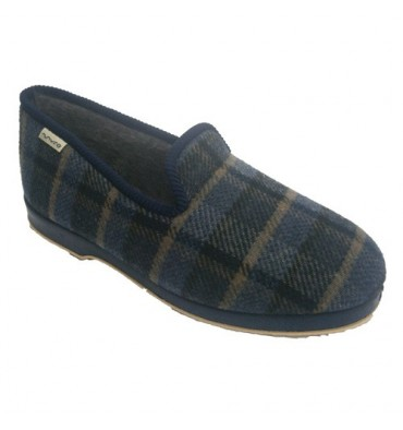 Slipper be classic house pictures Muro in blue