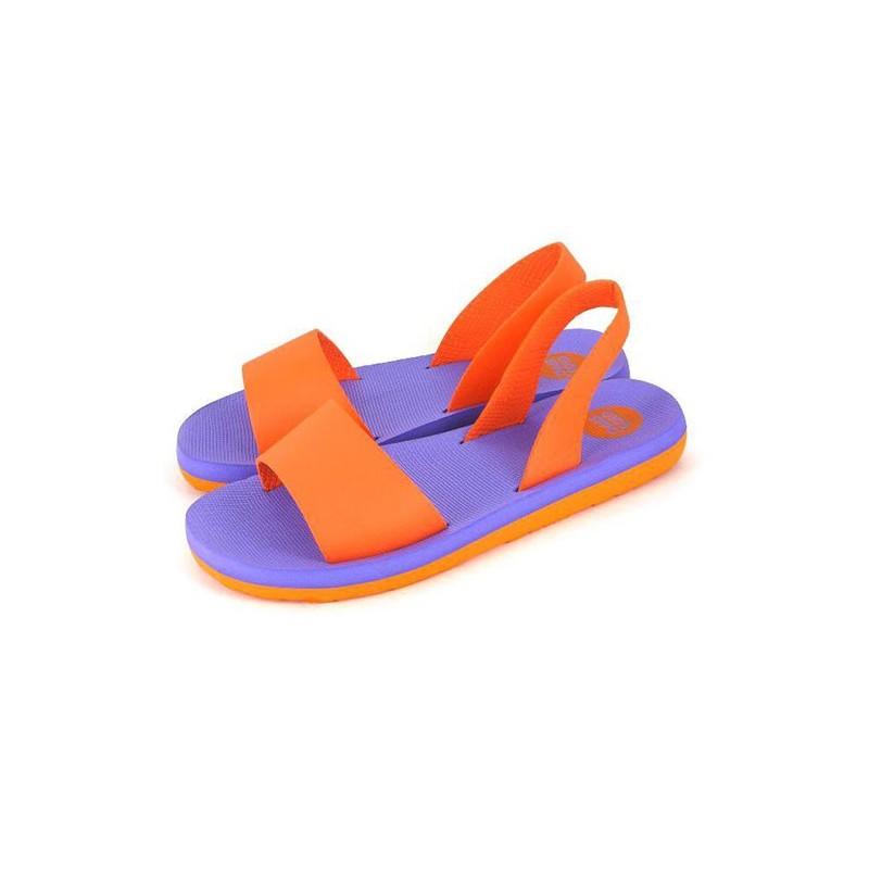 Comprar sandalia piscina o playa mujer goma con tira por for Piscina goma