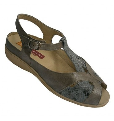 Womens sandals orthotics Doctor Cutillas in various colors