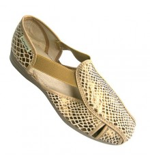 Type sandals shoes woman cloth Muro in beig
