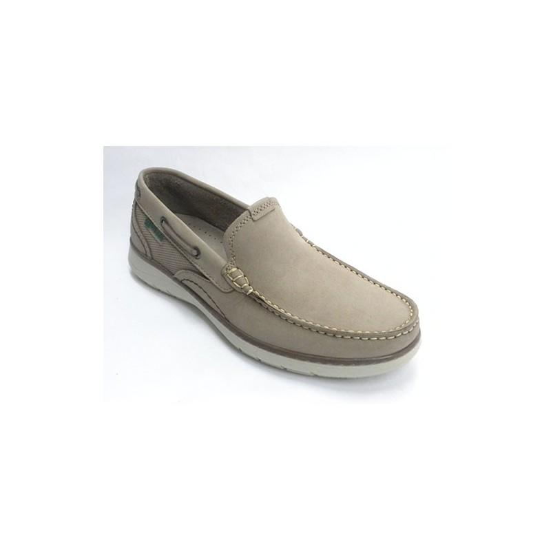 13b78e58dfd4d Comprar Zapato hombre tipo mocasín de sport Pitillos en taupe online