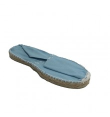 Alpargatas flat Esparto Made in Spain in heavenly