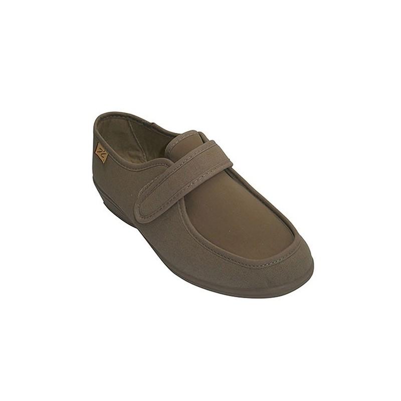 Zapatillas velcro pies muy delicados Doctor Cutillas en beig talla 37 BYKP13tZ5