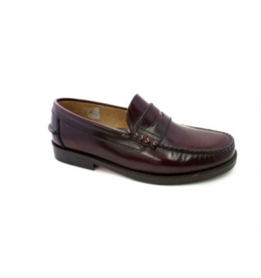 Castellanos large sizes 48 and 49 Danka in bordeaux