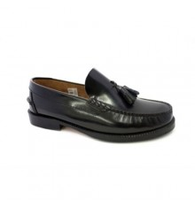 Castellanos tassels large sizes 47 to 49 Danka in black