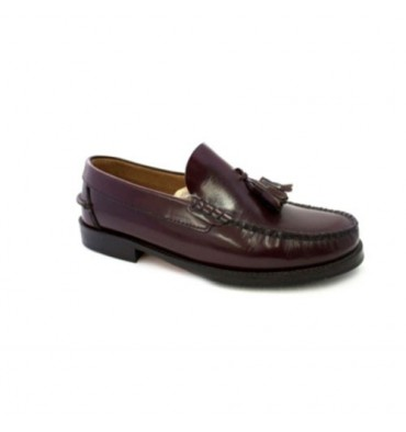 Castellanos tassels large sizes 47 to 49 Danka in bordeaux