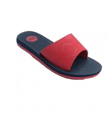 Slipper woman beach pool beach strip Gioseppo in fuchsia